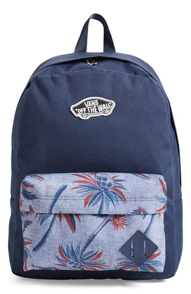 Vans+'Old+Skool+II'+Backpack+(Kids)+available+at+#Nordstrom