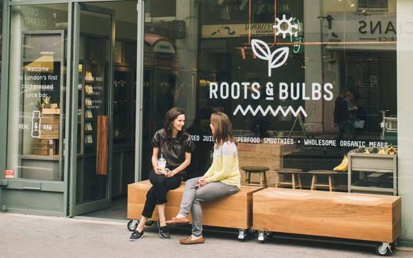 Roots & Bulbs by Robot Food, via Behance