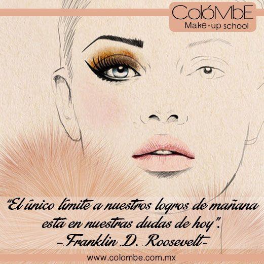 """""""El único límite a nuestro logros de mañana está en nuestras dudas de hoy"""" #Roosevelt #Frase"""
