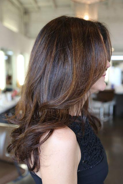 Rose Byrne Hair Ombre