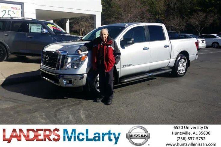 Congratulations John on your #Nissan #Titan from Joe Johnson at Landers McLarty Nissan !  https://deliverymaxx.com/DealerReviews.aspx?DealerCode=RKUY  #LandersMcLartyNissan
