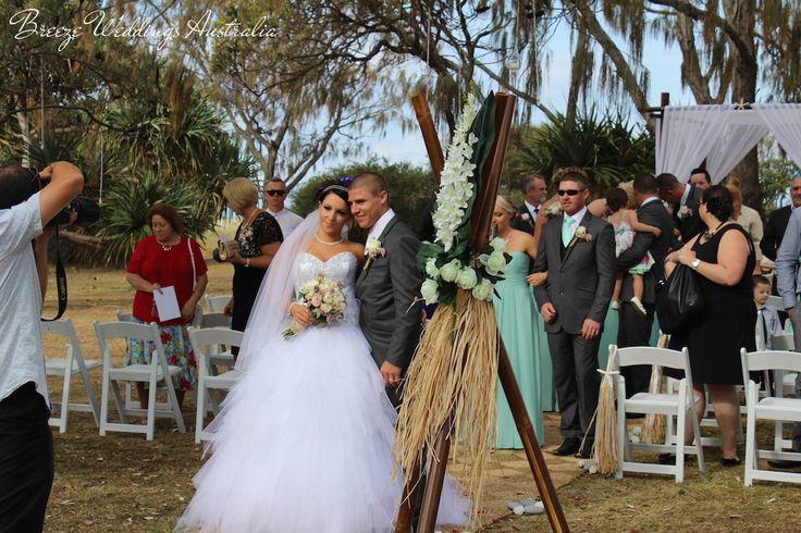 Details of the ceremony at Len Wort Park Currumbin  Styling by www.breezeweddings.com.au #lenwortpark #tugunwedding #breezeweddingsaustralia #lenwortparkwedding #wedding #goldcoastwedding #australiawedding #whitethemewedding #currumbinwedding #chuppah #teepee #hangingdecor #weddingceremony #dreamwedding #beautiful #свадьбававстралии #австралия #свадьба #невеста #свадьбамечты #lovemyjob  #vowls #love #свадьбазаграницей