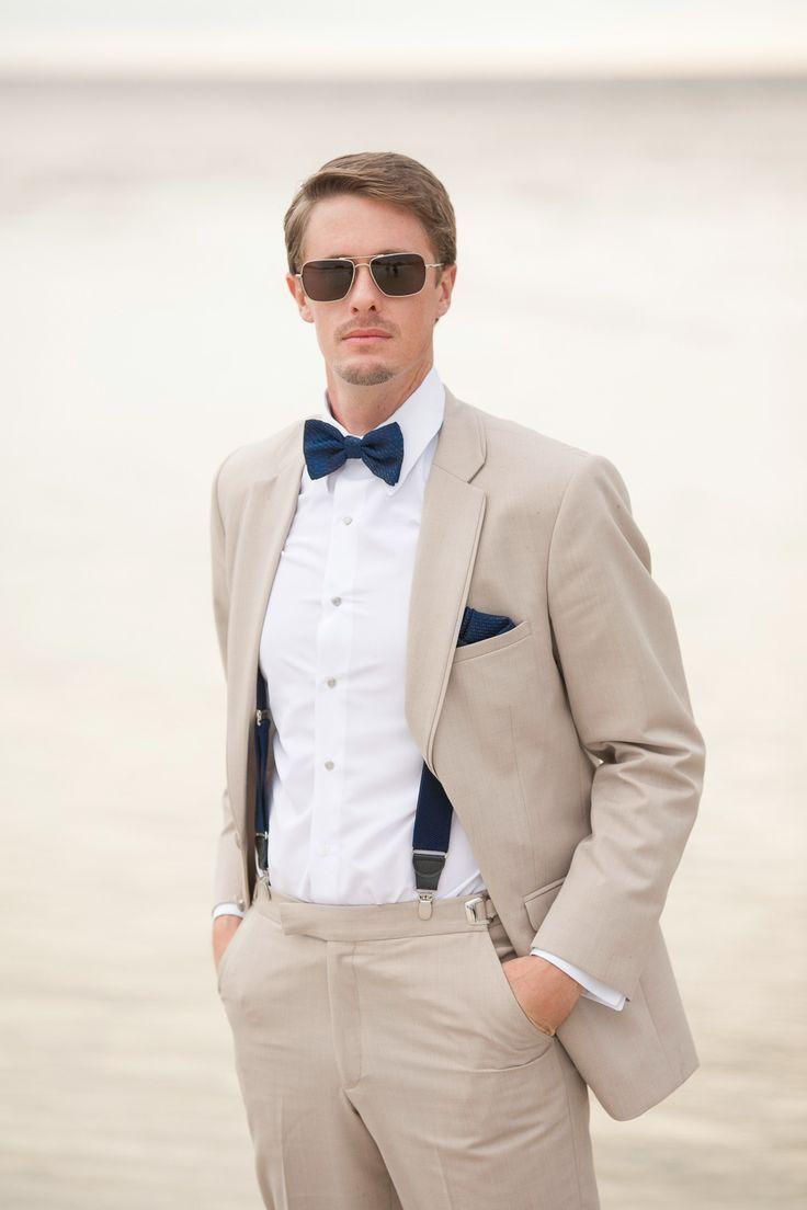 Tan Tuxedos For Weddings