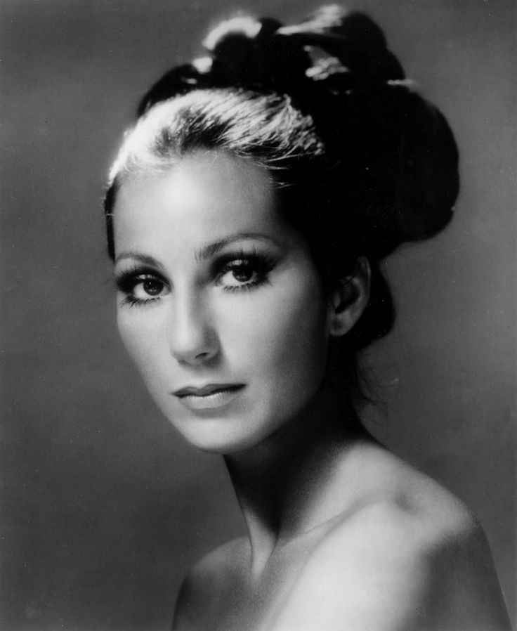 Cher, my mom looked just like her when she was younger, lovely lady