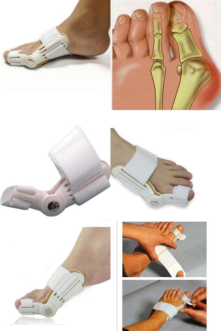 Squishy lump on top of foot -  Visit To Buy 1pair 2pcs Big Toe Bunion Splint Straightener Corrector Foot Pain