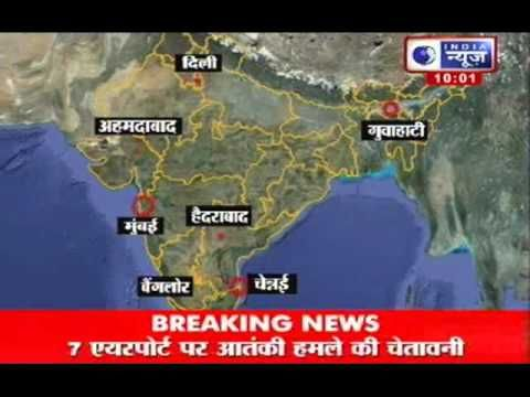 India News: Intelligence Bureau issues terror alert in the country