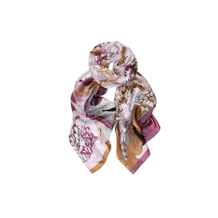 SS17 Wind and sun silk scarf
