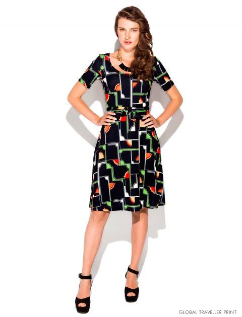 Maria dress, Leona Edmiston