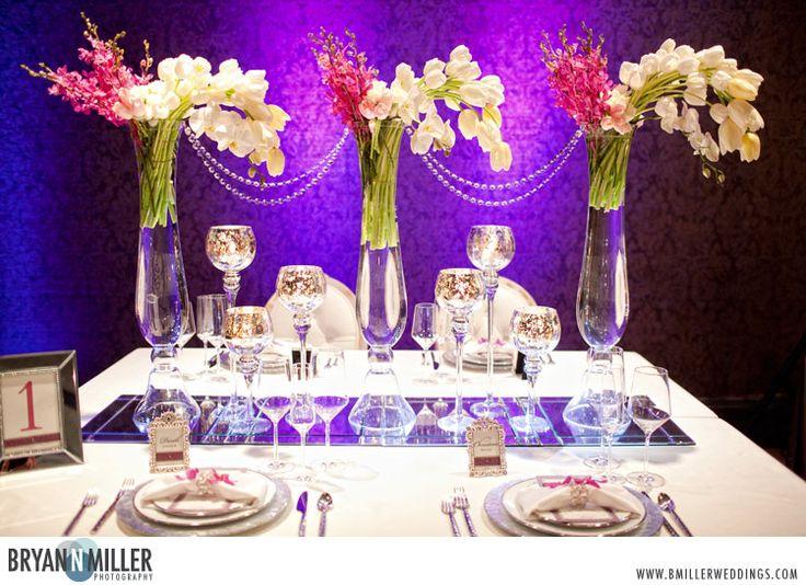 84 best Dream Wedding Reception Centerpieces images on Pinterest