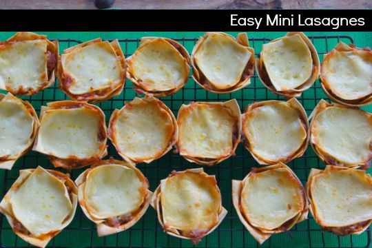 """I am very into """"mini"""" food at the moment as you may have guessed with recent recipes includingmini hamburgers, mini cheesecakes and mini quinoa muffins. What I like about mini food is how easy it is to serve to large groups, like kids birthday parties, and how well they double up as food for kids …"""