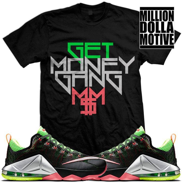 7eedcd2d0df5 NEW Sneaker Shirt to match the Nike Lebron Low 12 Remix shoes is available Tees  match Jordan ...