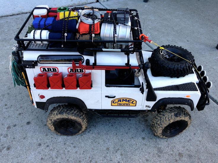 Such an awesome Defender build by a fan at our Customer Appreciation Day!