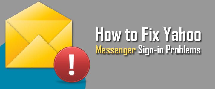 If you are unable to sign in into your Yahoo Messenger? you can easily Solve your login issue by following these steps or also contact us.