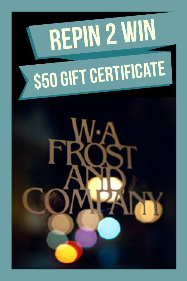 Wa frost coupon