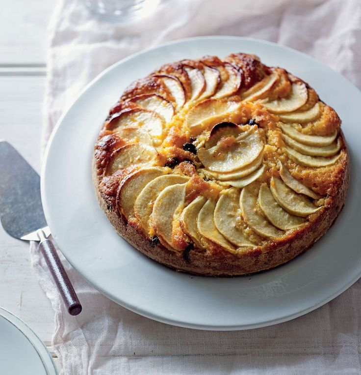 Apple cake by Gabriel Gaté from 100 Best Cakes and Desserts | Cooked