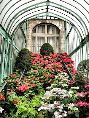 The Royal Greenhouses Of Laeken Are A Vast Complex Monumental Heated In Park