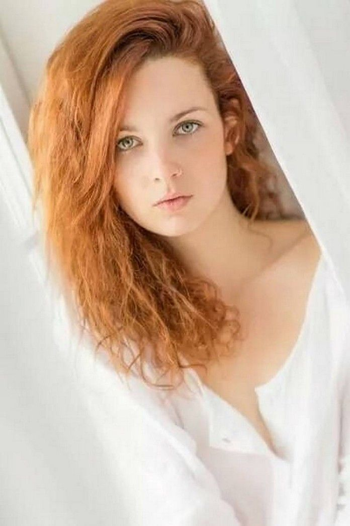 Natural redhead beauties