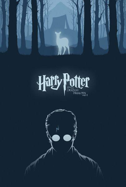 Harry Potter e as Relíquias da Morte Parte 1 (2010)