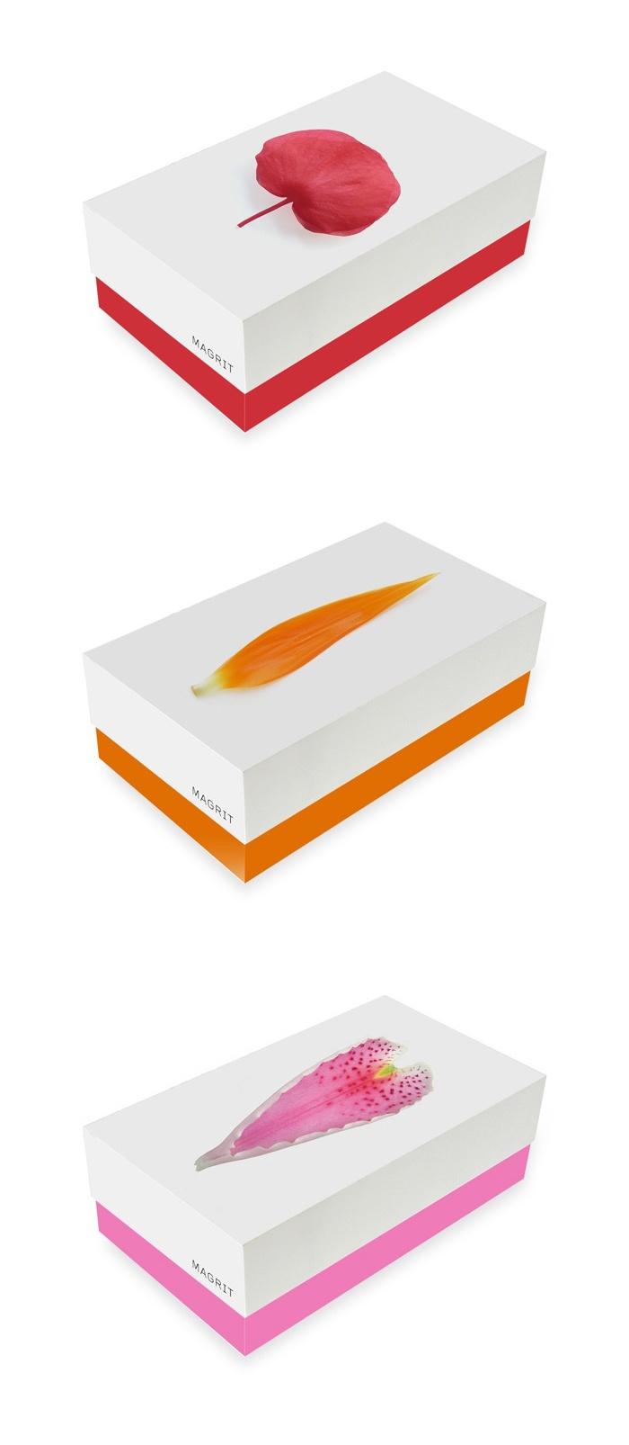Magrit shoe packaging | Pati Nuñez Associates