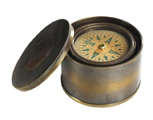 Pocket Compass: Time, Direction, 19Th Century, Century Pocket, Compass Compass, Faces Powder, Marine Compass, Pocket Compass