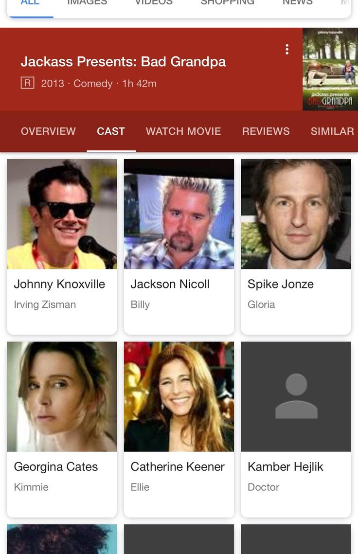 Jackass Bad Grandpa movie cast has Guy Fieris picture instead of Jackson Nicoll (the nephew in the movie) #funny #meme #LOL #humor #funnypics #dank #hilarious #like #tumblr #memesdaily #happy #funnymemes #smile #bushdid911 #haha #memes #lmao #photooftheday #fun #cringe #meme #laugh #cute #dankmemes #follow #lol #lmfao #love #autism #filthyfrank #trump #anime #comedy #edgy