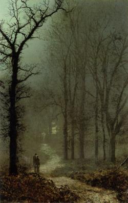 John Atkinson Grimshaw, painter