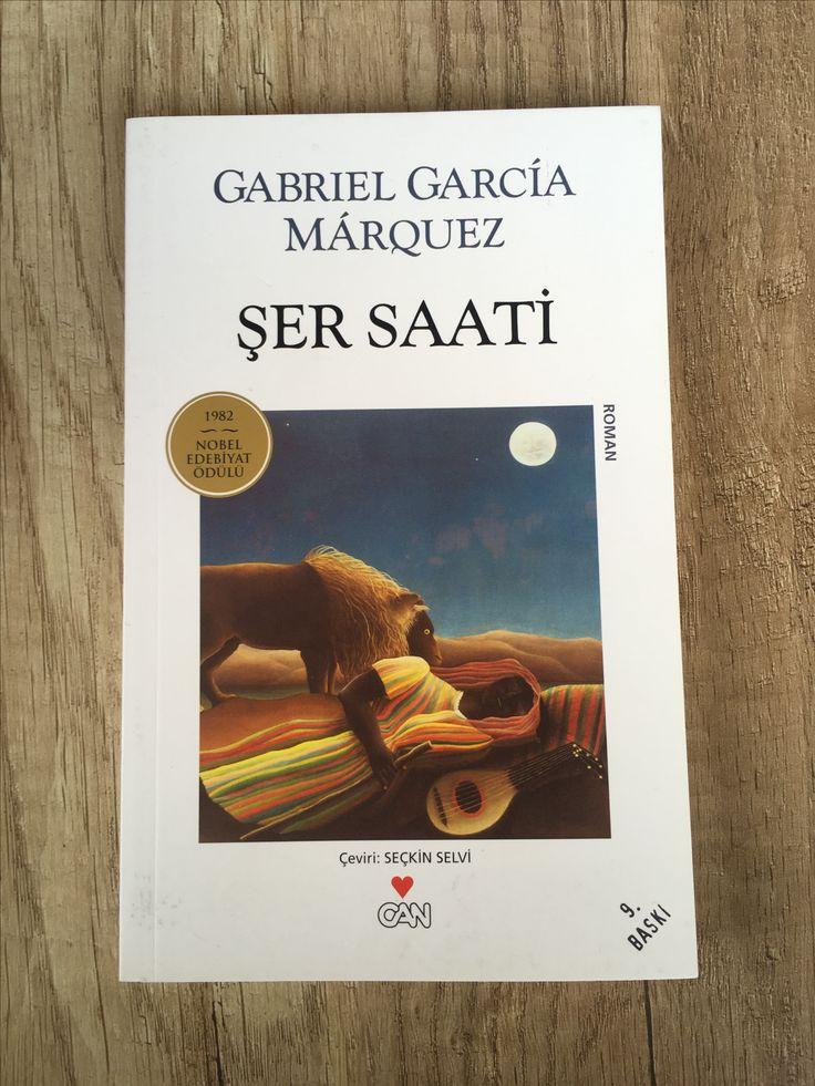 Gabriel Garcia Marquez-şer saati