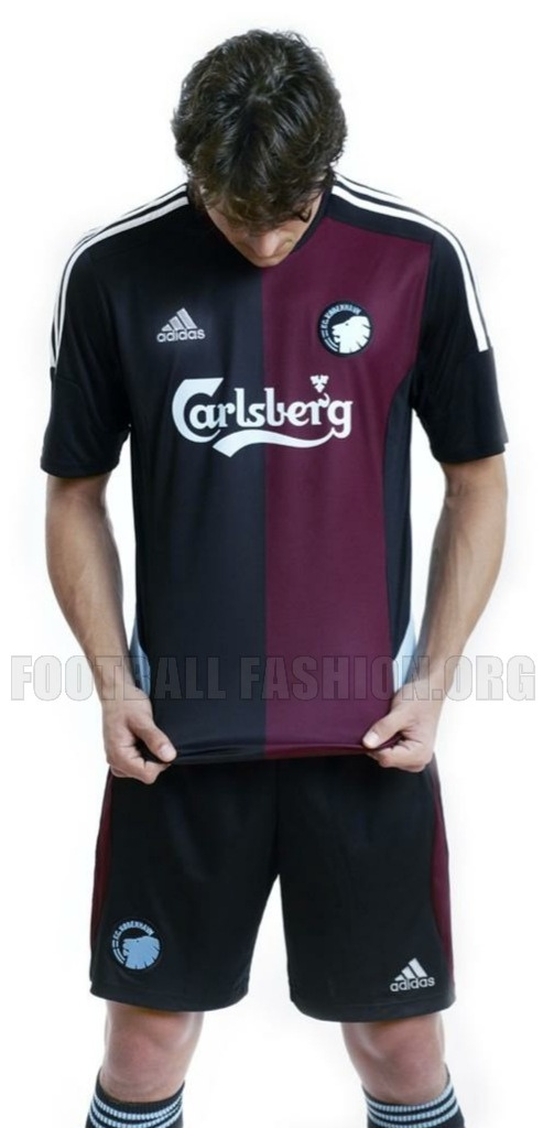 FC Copenhagen 2012/13 adidas European Third Kit