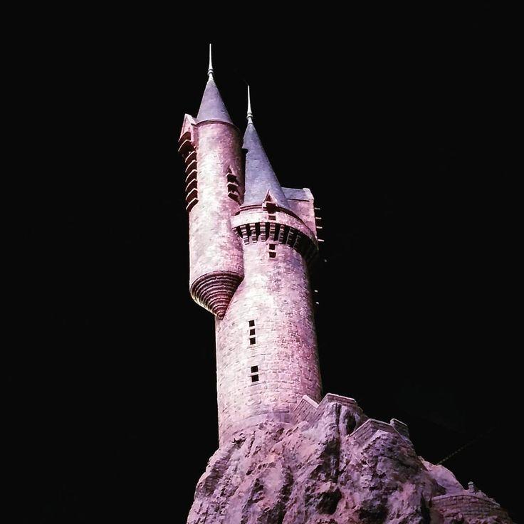 #Hogwarts tower. #harrypotter