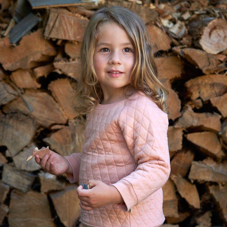 Kid Nature Emmy Sweater | Natural Organic Bio Baby Products: Organic Cotton & Merino Wool