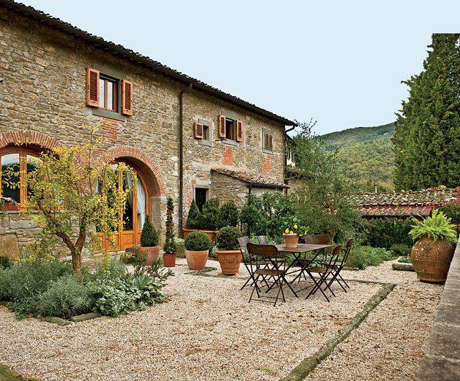 Provence garden tuscan garden pinterest gardens for Provence home