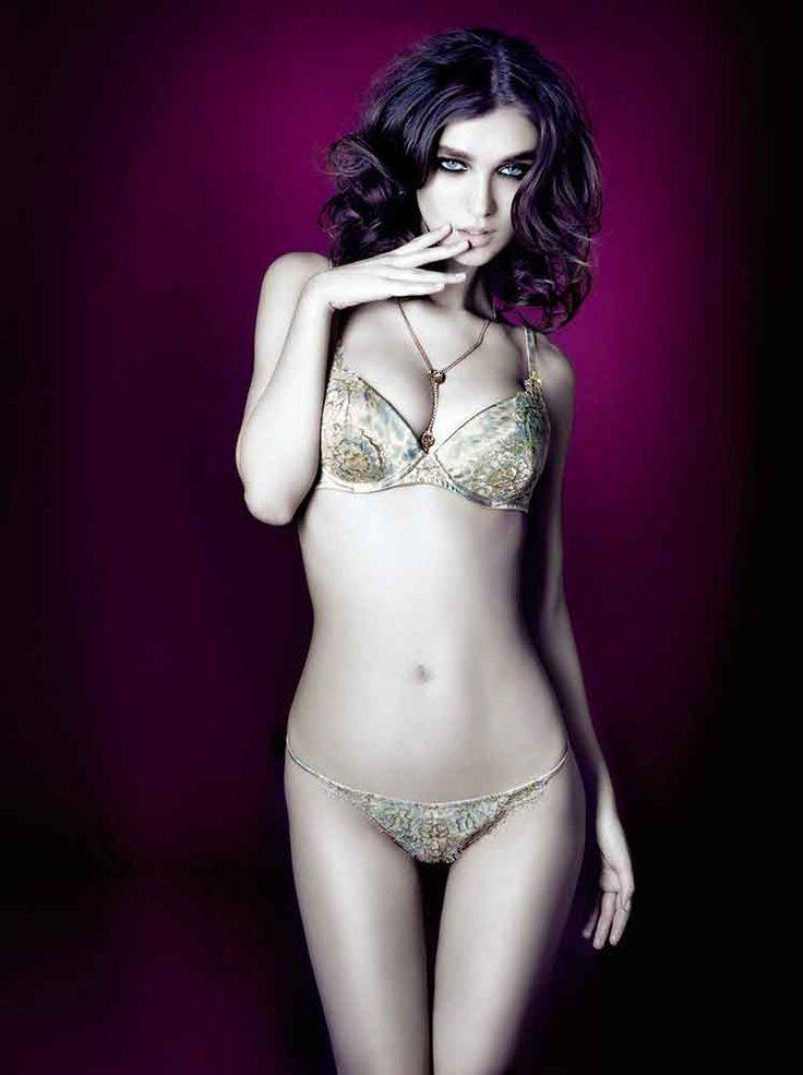 #lingerie #gold #yellow #Parah