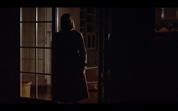 Interiors, 1978 by Woody Allen. Cinematography by Gordon Willis. charlie leave mom