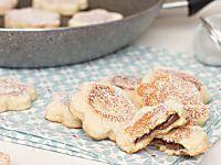 I Biscotti in padella sono dei deliziosi biscottini che cuociono in padella in pochissimi minuti, sono favolosi, profumati e gustosi!