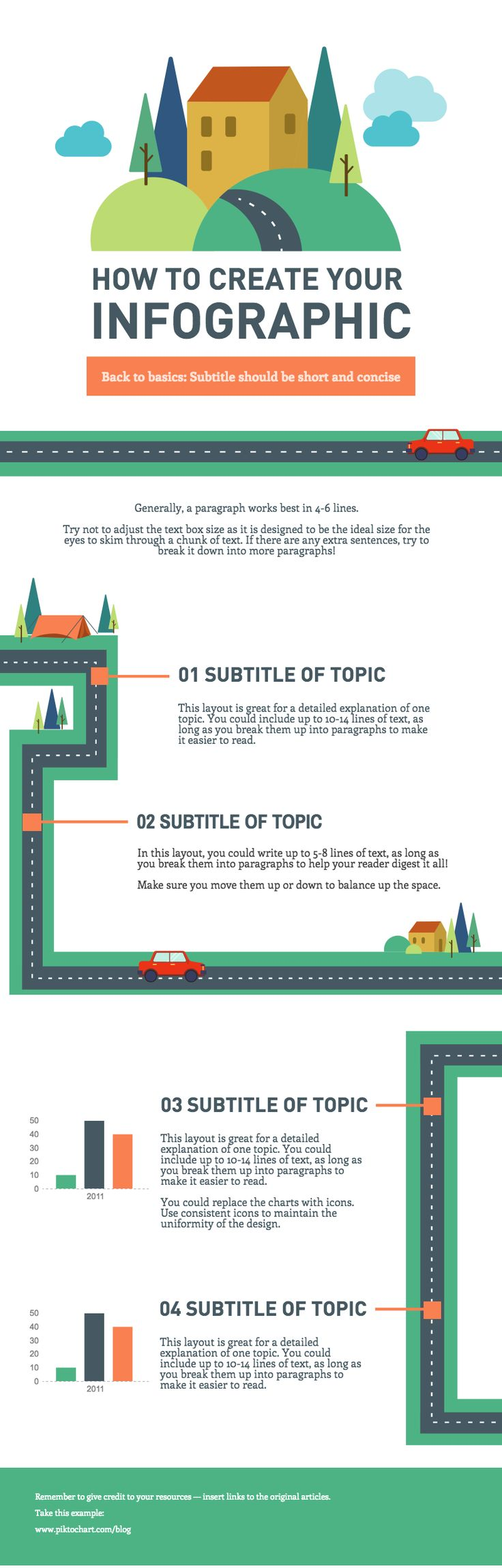 48 best 8 types of infographics images on pinterest create your timeline infographic roadmap basic by piktochart visualize the timeline progress of your project in a concise manner with this template gamestrikefo Image collections