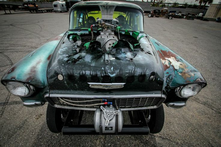 1955 Chevy Truck >> Welderup's 1955 Chevy Sedan 150 Gasser | RaTz | Pinterest | Sedans, Chevy and News
