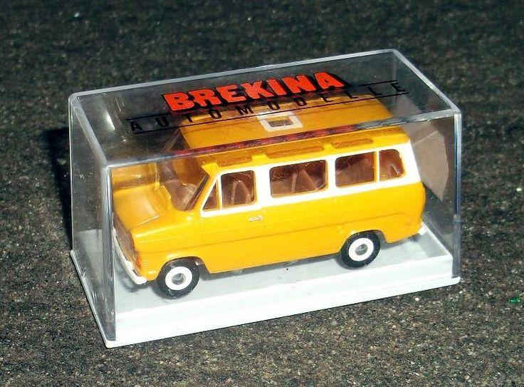 """Brekina H0 Modell """"Ford Transit Bus"""" originalverpackt"""