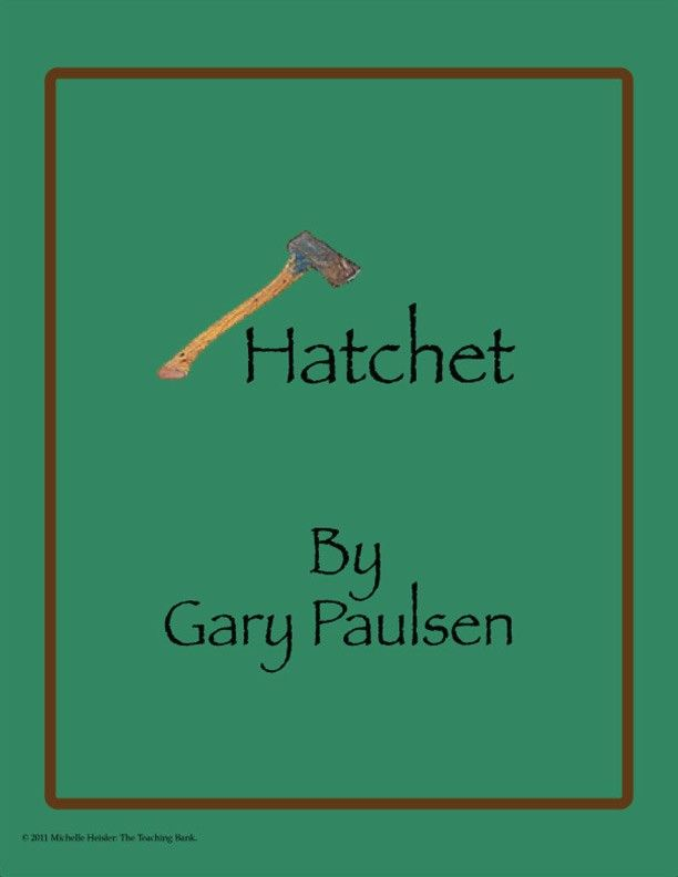 An analysis of hatchet a novel by gary paulsen