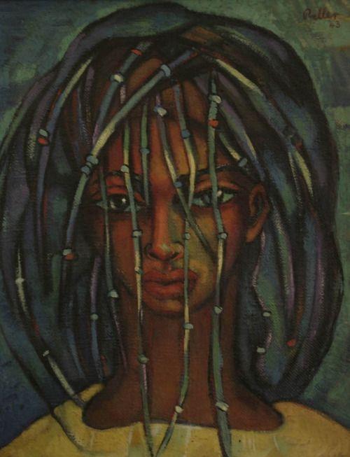 """artafrica: """" Alexis Preller """""""