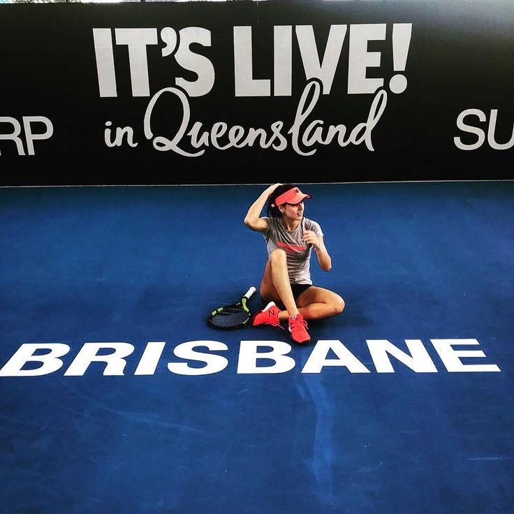 Sorana Cîrstea s-a calificat în optimile de la WTA Brisbane