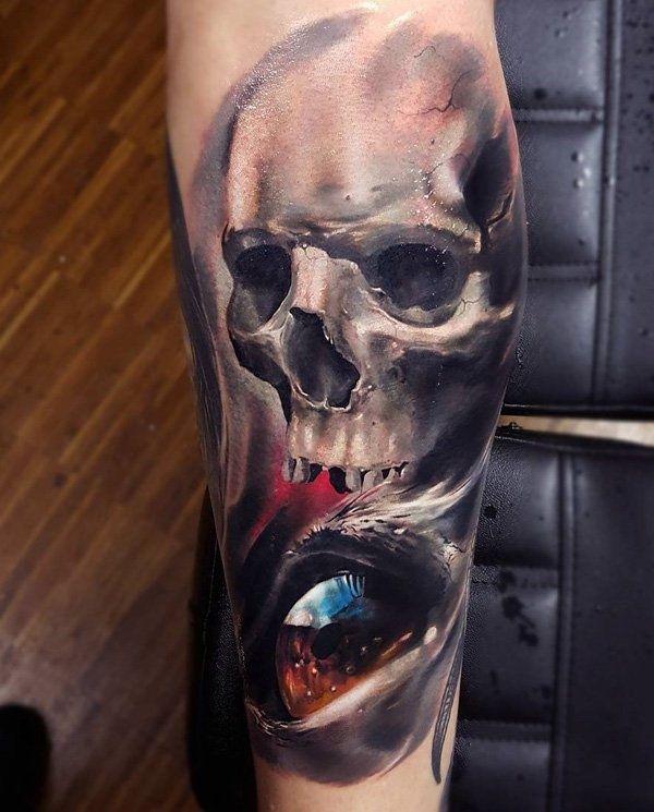 40-Interesting-Skull-Tattoo-Designs-for-you-40.jpg (600×745)