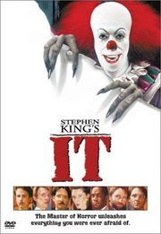 Stephen King's It (1990). classic. - scary, scary book - that clown is still the creepiest (especially in the movie played by Tim Curry)