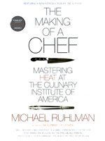 In the winter of 1996, Michael Ruhlman donned hounds-tooth-check pants and a chef's jacket and entered the Culinary Institute of America in Hyde Park, New York, to learn the art of cooking. His vivid and energetic record of that experience, The Making of a Chef, takes us to the heart of this food-knowledge mecca.