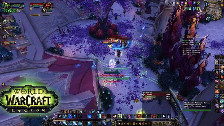 World Of Warcraft - Court of Stars +7 Mythic Keystone 3 chest (ilvl 880 ...