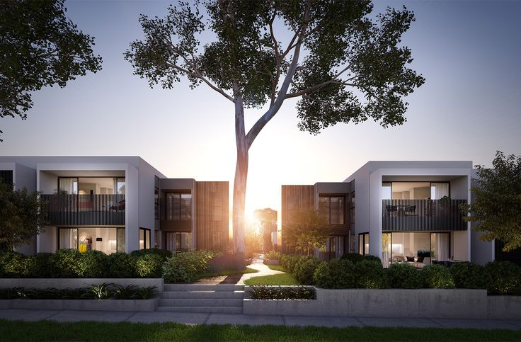 Wolveridge Architects — Landcox Park Residences - Brighton East