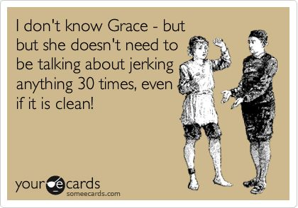 Grace and the Dirty Thirty