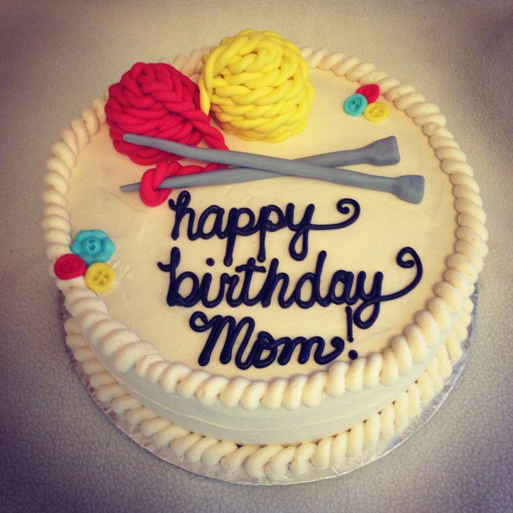 Knitting Cake Decorations : Best yarn cake images on pinterest knitting