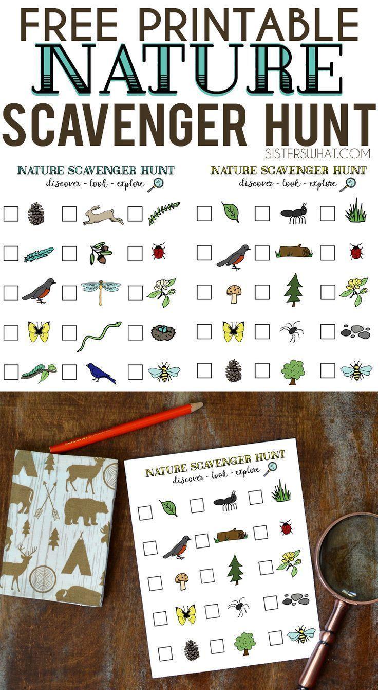Unique Scavenger Hunt Ideas | For Teens, Adults , Kids ...