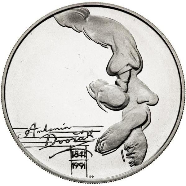 Antonín Dvořák - 1991