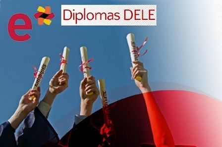 Página de información de los diplomas  DELE del Instituto Cervantes http://diplomas.cervantes.es/